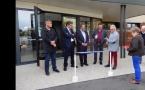 Inauguration Espace JMT- Résidence seniors- bar tabac Le Feeliane