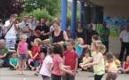 Fête de l'école maternelle graine d'artistes