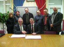 Charte qualité travaux avec ERDF et GrDF