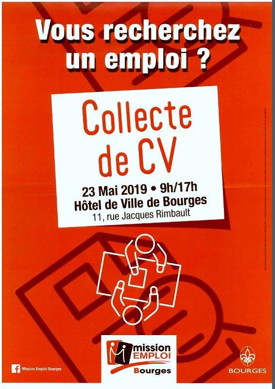 Collecte de CV