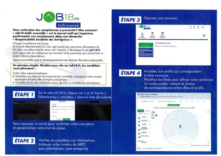 insertion allocataires RSA, recherche d'emploi,...