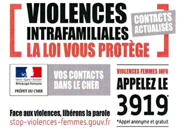 Dispositif pour lutter contre les violences faites aux femmes