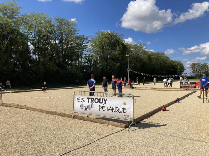 Etoile Sportive Trouy Pétanque