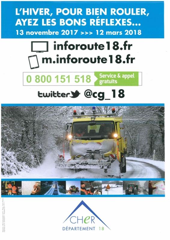 info routes