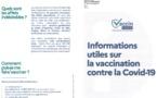 Informations sur la vaccination
