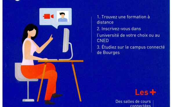 Campus connecté de Bourges